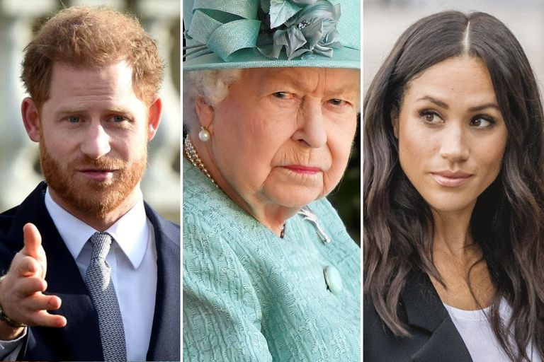 La reina Isabel II tomó una drástica decisión tras la última polémica con el príncipe Harry