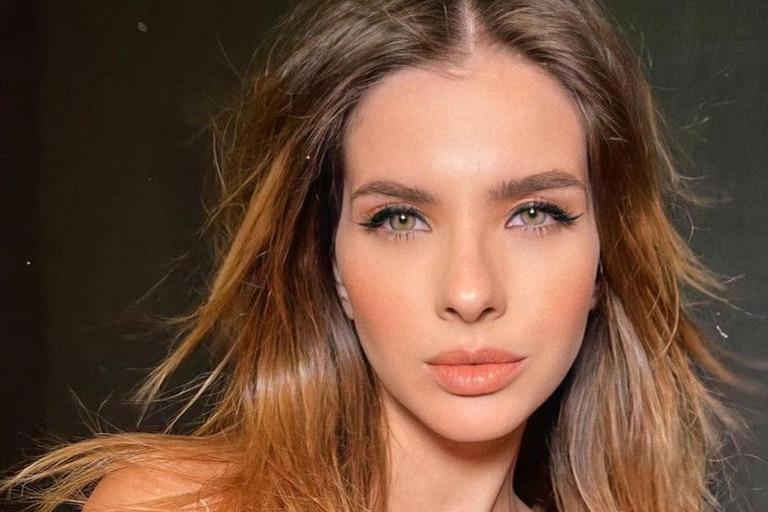 """La China Suárez cautivó con su dulce canto en las redes sociales. Imagen: Instagram Eugenia """"China"""" Suárez"""