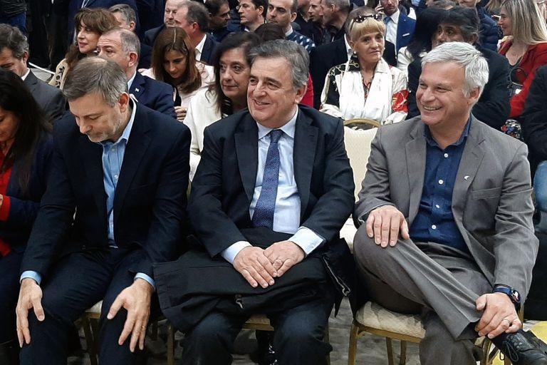 Mario Negri hoy en FADEA