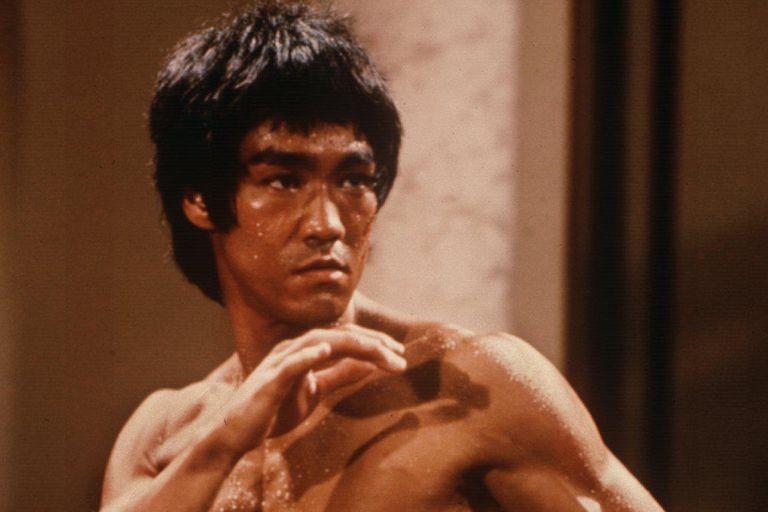 Bruce Lee, el afiche inmortalizado