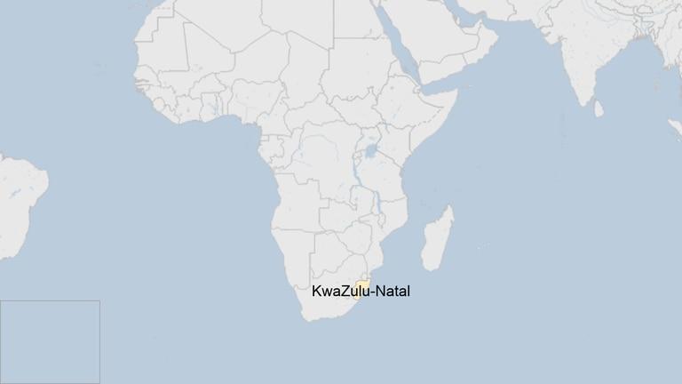 KwaZulu-Natal es una provincia costera de Sudáfrica conocida por sus playas, montañas y la sabana poblada por grandes animales