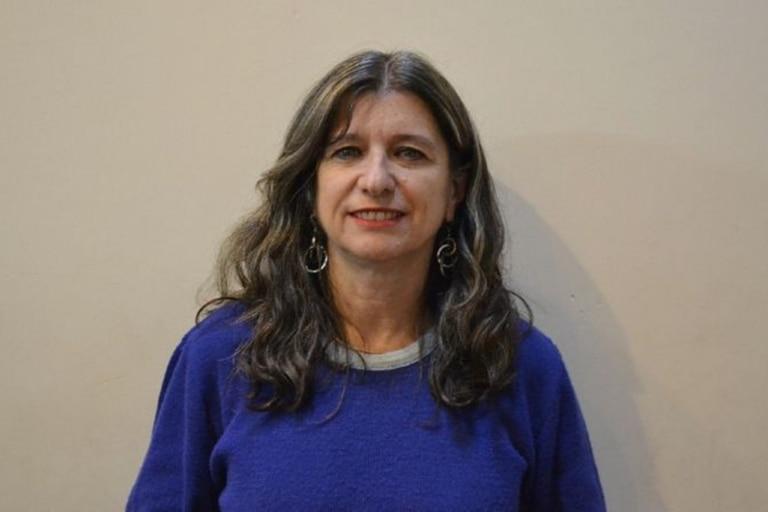 """Dra. Marcela Natiello, coordinadora del Programa Nacional de TB y Lepra en Argentina: """"Cualquier persona que tenga tos y expectoración con o sin eliminación de sangre por 15 días puede realizarse un estudio del catarro para descartar la enfermedad"""""""