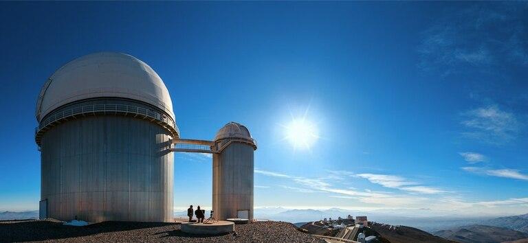 El observatorio chileno también permitió el hallazgo de Proxima b, el explaneta más cercano conocido hasta ahora. (Foto: ESO/B. Tafreshi)