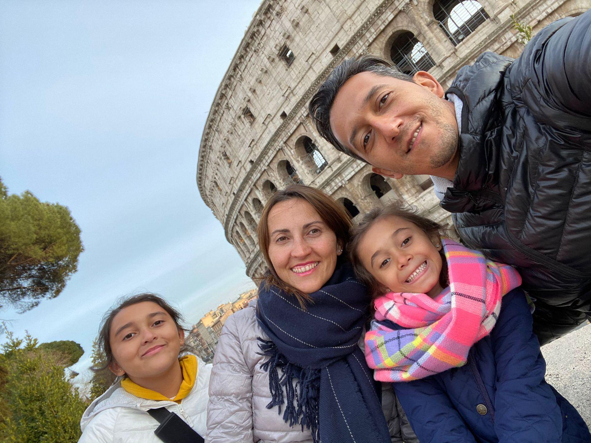 """Para una familia de 4, tenés un gasto mensual de 2000 a 3000 euros, dependiendo del nivel de vida"", indica Juan Pablo"