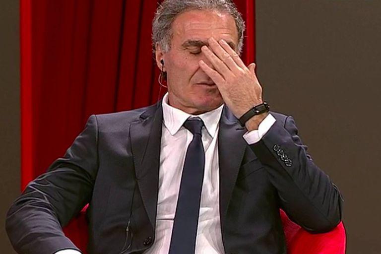 """El extraño sueño de Ruggeri: """"Estaban Maradona y Heinze"""""""