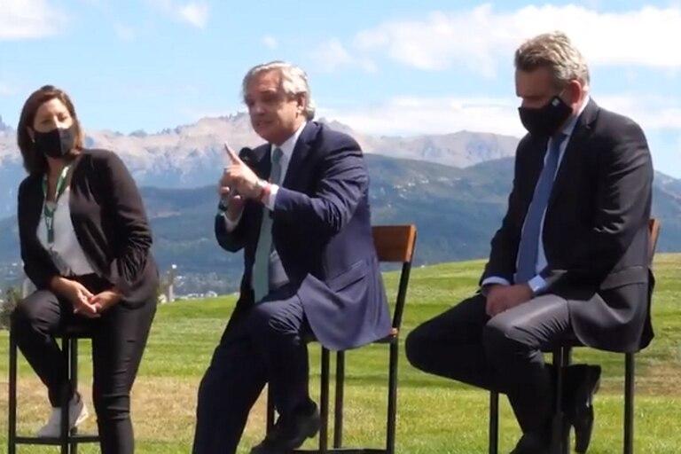 Alberto Fernández destacó que el futuro de la Argentina está en el conocimiento, la educación, la ciencia y la tecnología