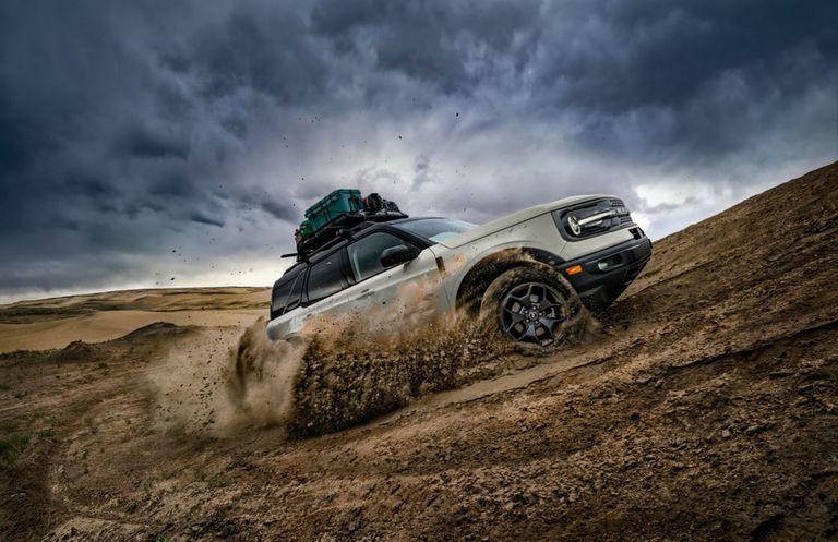 Ford Bronco, el mítico SUV ya se puede reservar en el país
