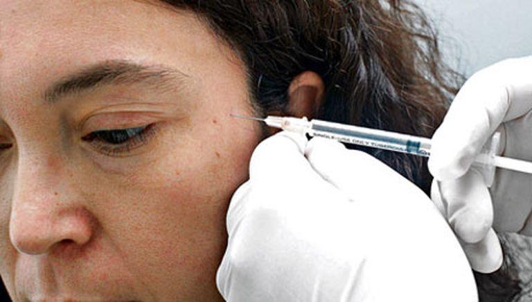 La Anmat prohibió la comercialización de unas ampollas usadas en tratamientos antiarrugas