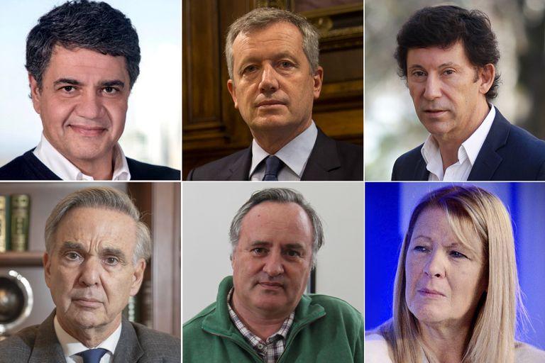 Definiciones contrarreloj de seis actores clave para el armado bonaerense de Juntos por el Cambio