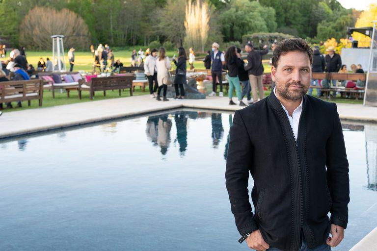 Andrés Felipe Durán, uno de los socios fundadores de UXart