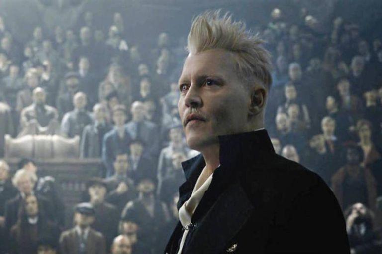 Animales Fantásticos 3: Johnny Depp cobrará una fortuna por filmar una escena