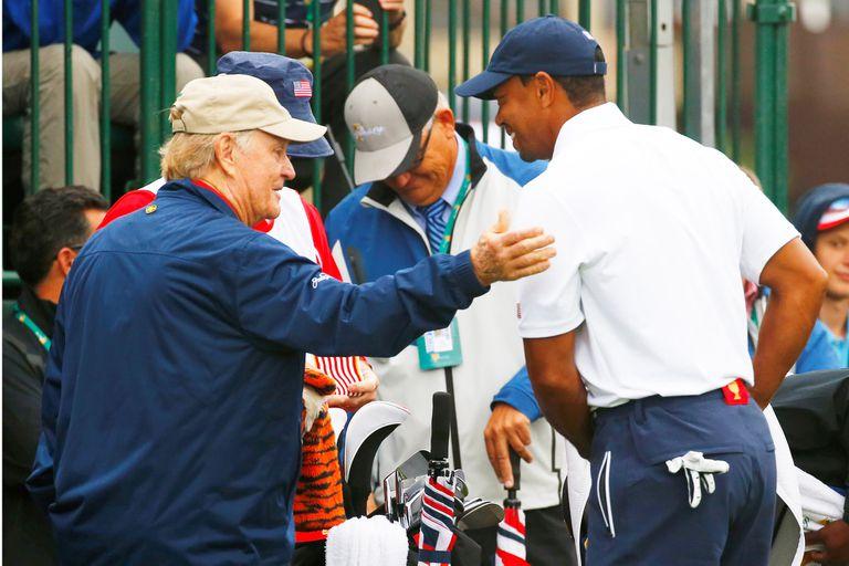 Solo el tiempo dirá si Tiger alcanzará o superará a Nicklaus en la línea de 18 majors