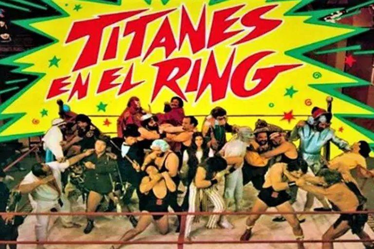 Titanes en el ring. Mi encuentro con Gengis Kan