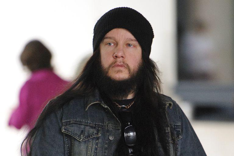 Joey Jordison, en 2013