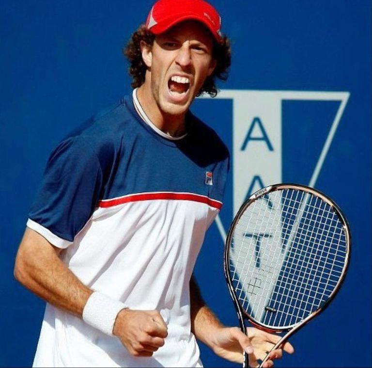 El tenista cordobés Patricio Heras ganó 13 títulos de singles en Futures y su mejor ranking individual de la ATP fue 269°, en 2013.