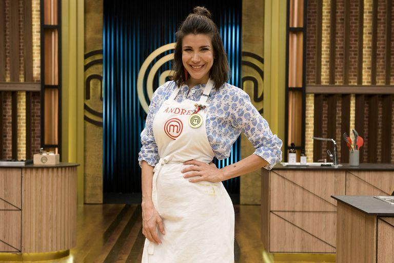 Andrea Rincón.