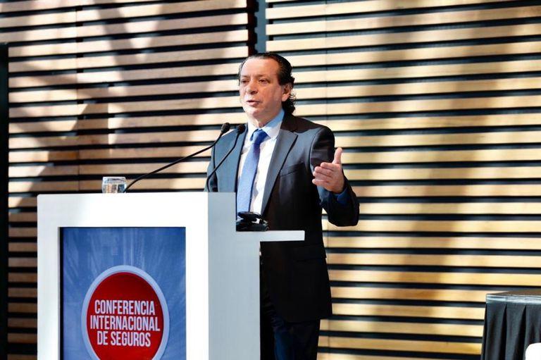 El ministro de Producción y Trabajo, Dante Sica, participó de la conferencia