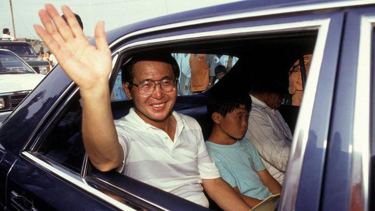 Muchos peruanos le echaron la culpa al gobierno de la época, de Alberto Fujimori, del colapso de CLAE