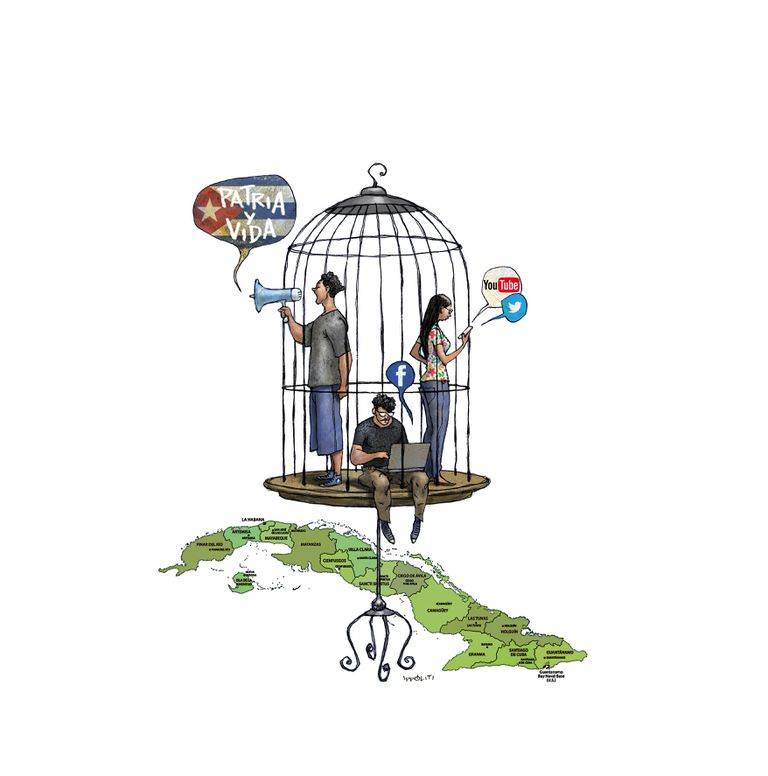 Primavera negra 2.0: el régimen cubano se endurece para sofocar el descontento