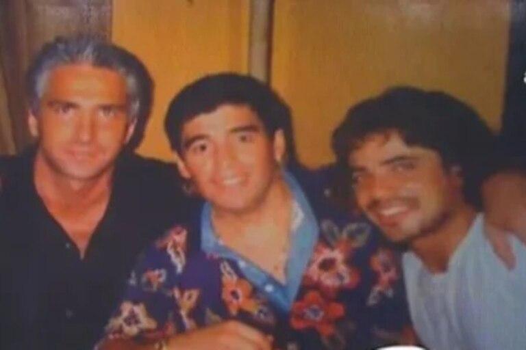 Leo Sucar, dueño del boliche La Diosa, pasó por el programa Fantino a la tarde y recordó una estresante situación que le tocó vivir con Diego Maradona, durante una noche en la que el Diez terminó abollando a patadas la camioneta de Luciano Castro
