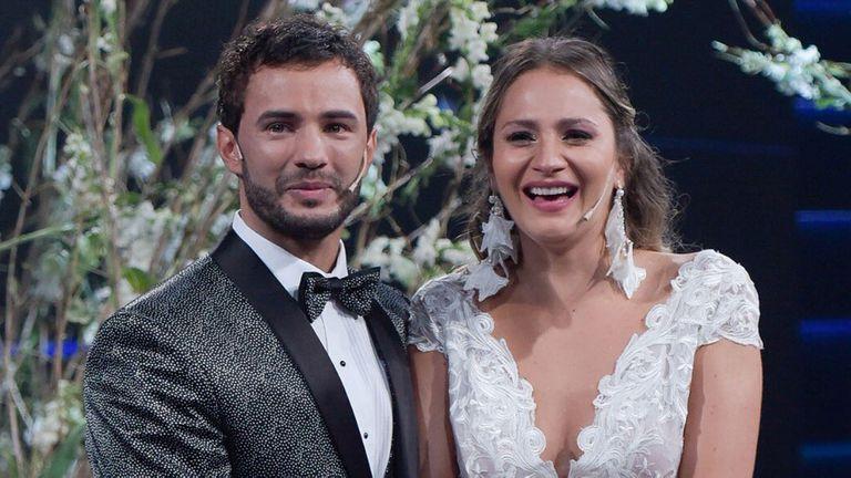 Despedida de Solteros terminó y los ganadores fueron Facundo y Paula