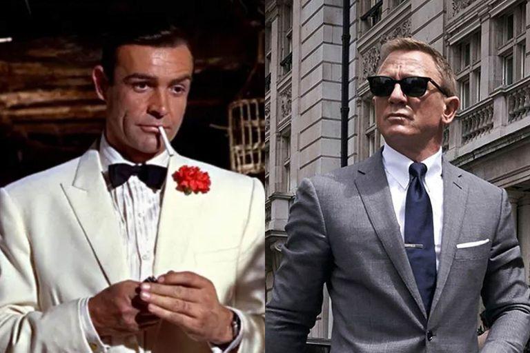 """Daniel Craig despidió a Sean Connery: """"Será recordado como James Bond y mucho más"""""""