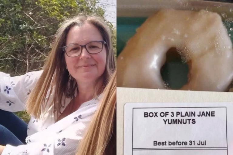 Denunció a una panadería por considerar ofensivo el nombre que le pusieron a una factura