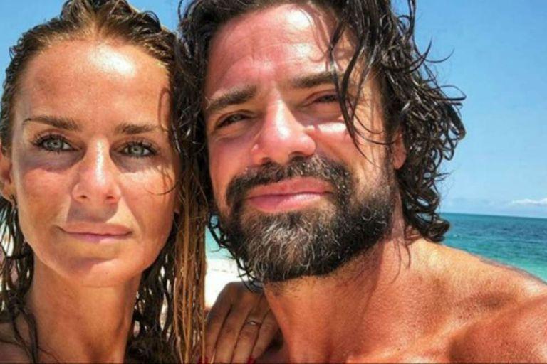 """Sabrina Rojas, sobre Luciano Castro: """"Nos separamos como pareja, no como familia"""""""