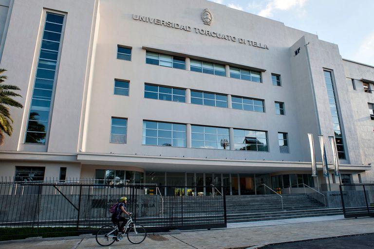El campus de la Universidad Torcuato di Tella