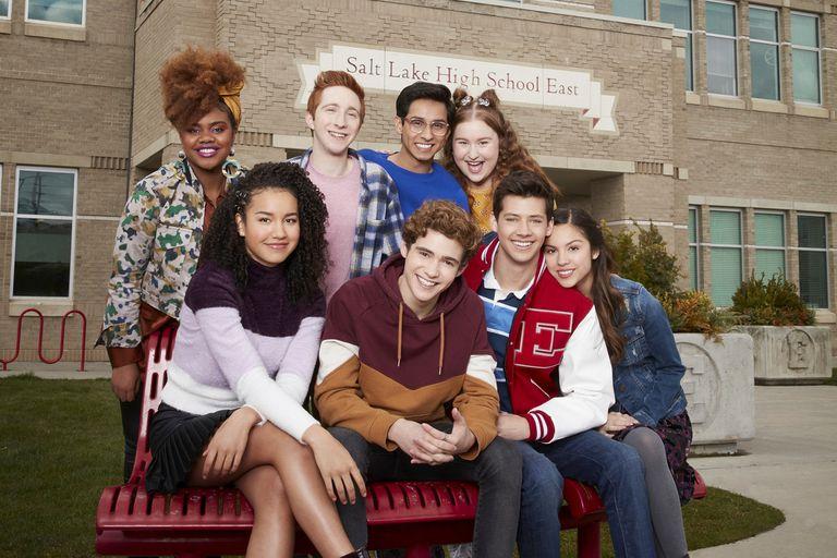 High School Musical: el musical. La serie