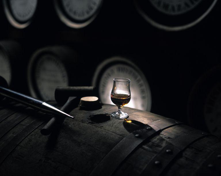 El mejor whisky del mundo viene de un país mucho más lejano