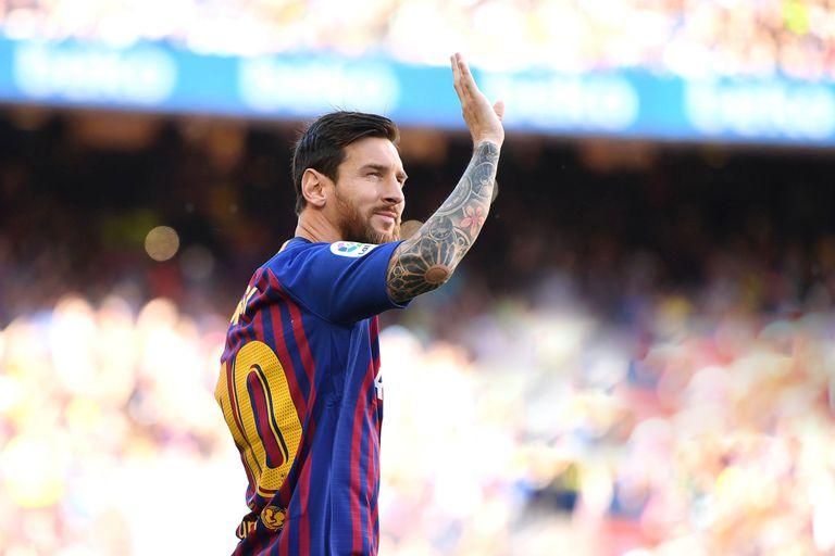 El emotivo video que publicó Barcelona para despedir a Lionel Messi