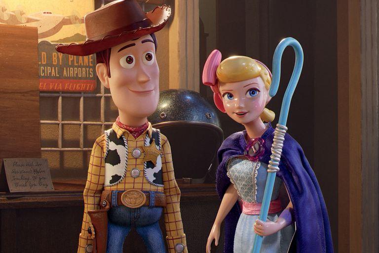 Woody y Bo Peep no dejan de sonreír: con 3,3 millones de espectadores en apenas 11 días, Toy Story 4 puede llegar a ser la más vista de la historia argentina
