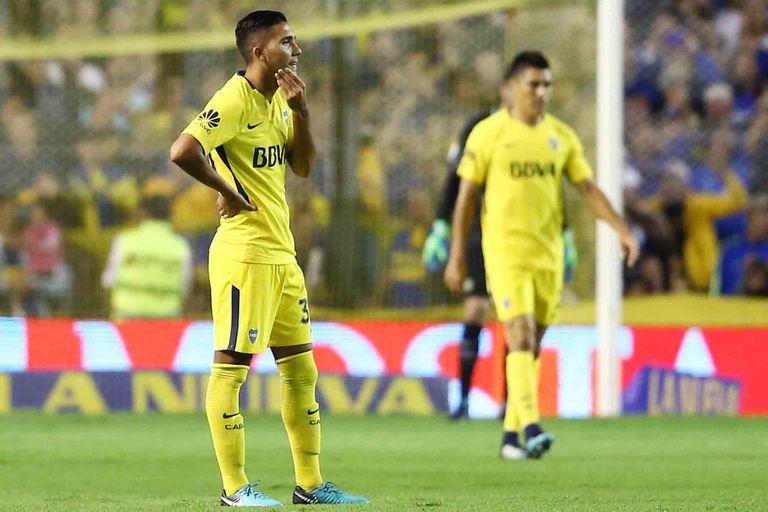 Bebelo Reynoso, el que jugó solo 9 minutos para Boca en la Superliga