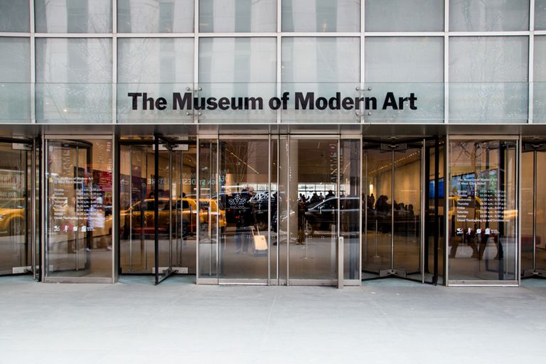 El museo MOMA de New York