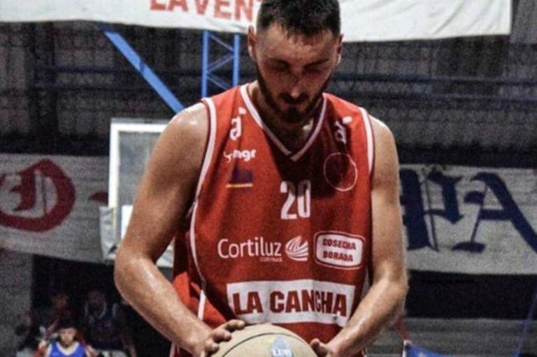 Un basquetbolista de 25 años falleció mientras jugaba en Montevideo