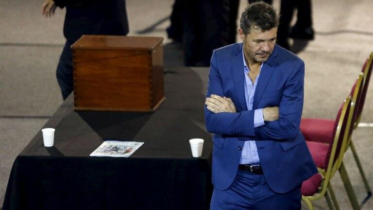 Tinelli, el día en que empató las elecciones 38-38 contra Segura