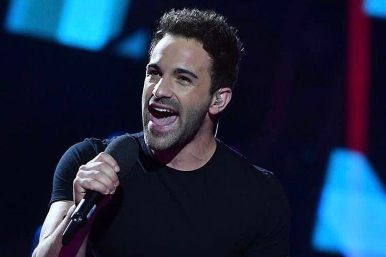 Braulio Assanelli saltó a la fama en 2018 tras consagrarse campeón de La voz argentina (Telefe)