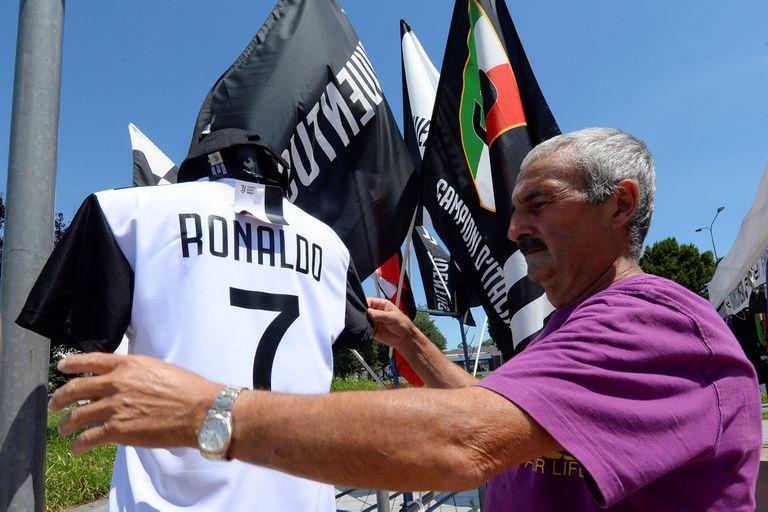 Es oficial: Cristiano Ronaldo fue transferido de Real Madrid a Juventus