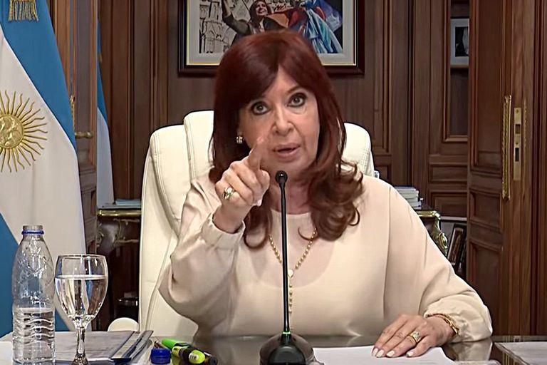 La vicepresidenta Cristina Kirchner destacó una publicación sobre el agro que asocia el momento del sector con las retenciones