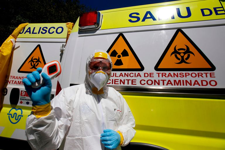 El coronavirus supone una dura prueba para los sistemas de salud de los países más afectados por la pandemia