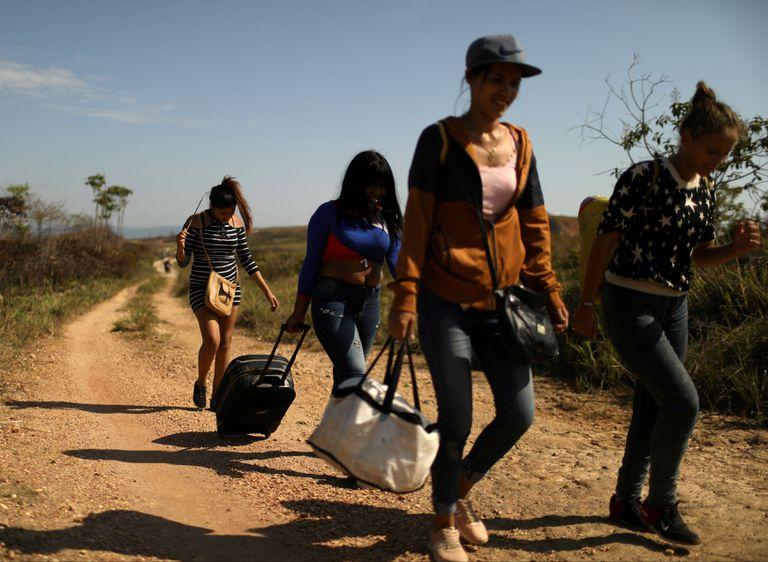 Éxodo. La emigración venezolana rompe la barrera de las 4.000.000 de personas