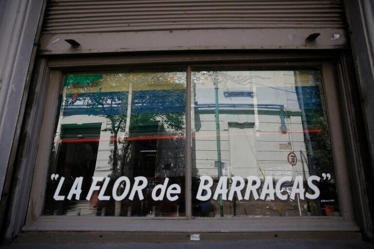 La Flor de Barracas tiene 115 años de vida en Suárez 2095, y nunca cerró sus puertas al público