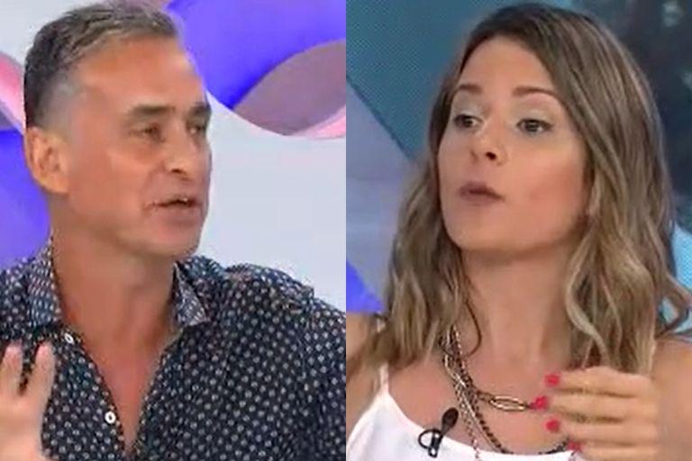 """""""¿Cuál es tu fuente?"""": el cruce de Flor Vezza con el """"Gringo"""" Cingolani"""
