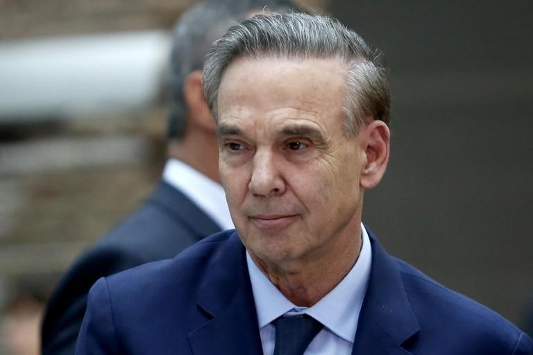 "Miguel Ángel Pichetto sobre Cristina Kirchner: ""Hay lógicas que yo no comparto""."