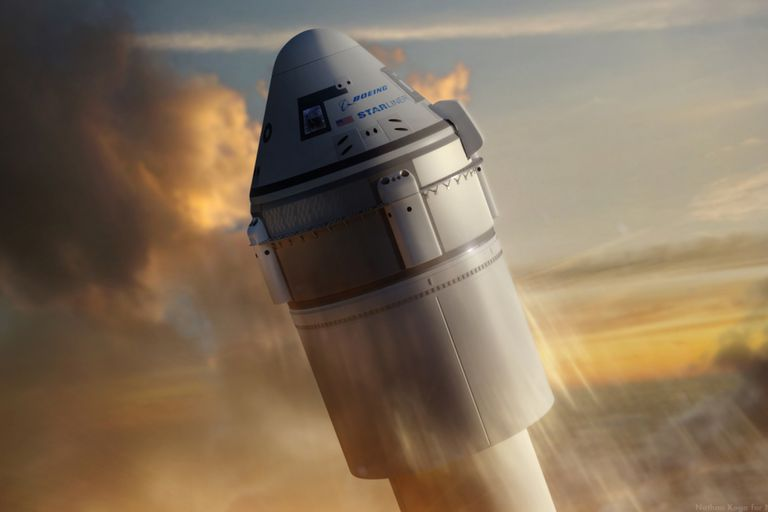 En un cambio de filosofía, la NASA ya no será propietaria de sus vehículos, sino que pagará a otras compañías por el servicio de transporte