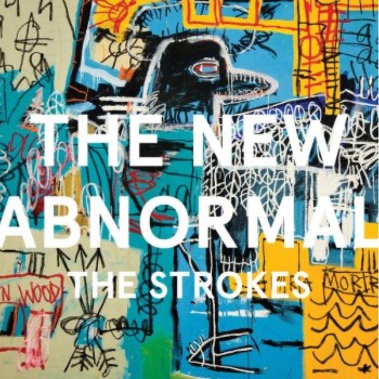 La tapa del nuevo disco de The Strokes, sobre una obra de Basquiat
