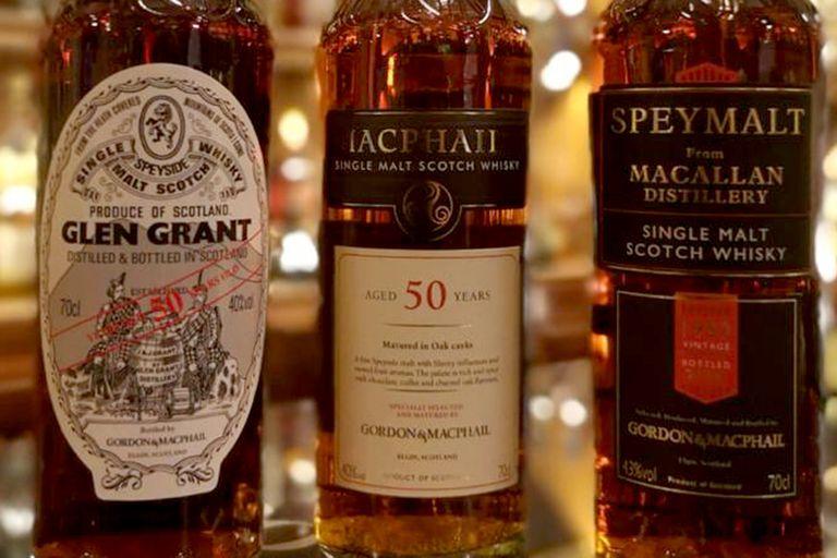 Cuál es y cuánto cuesta el whisky más caro que se puede encontrar en Argentina