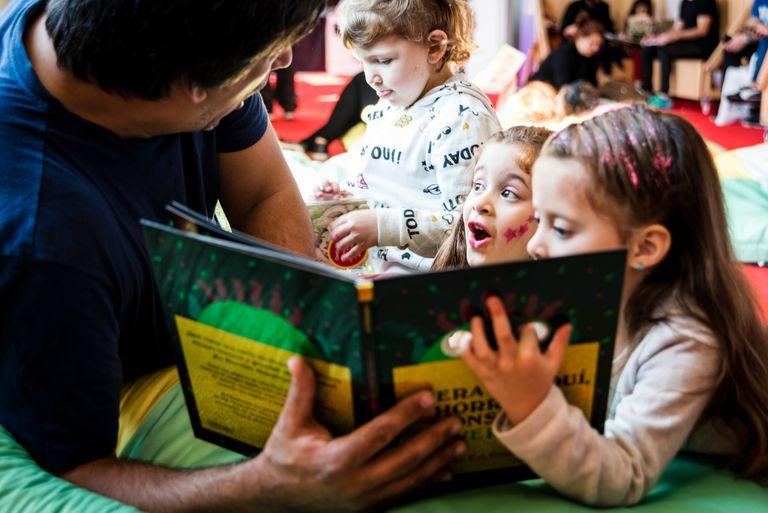 ¿Qué vas a leer con tu hijo esta noche? Sueños de dragón y cuentos con sombreros