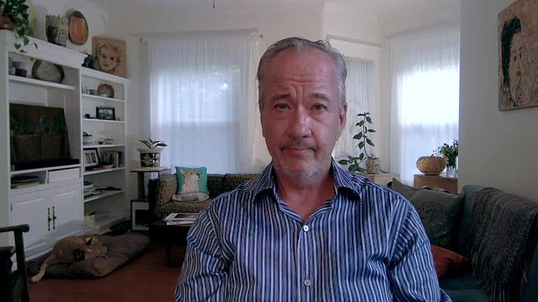 El norteamericano Frank Wolek ratificó su respaldo a Luis Chocobar